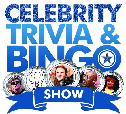 Celeb Trivia  Bingo logo web